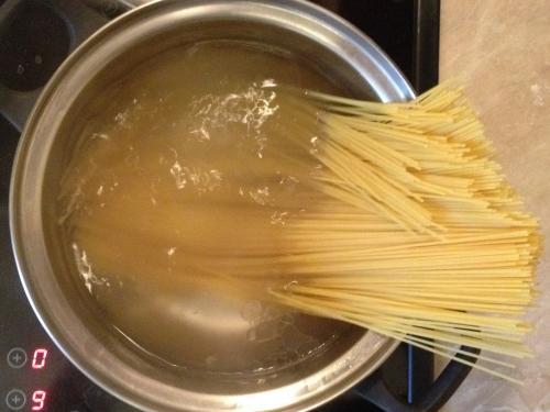 Спагетти / капеллини